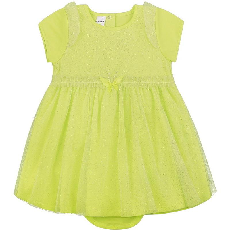 b8e41268f169 Платье-боди нарядное Crockid, арт. КР 6202л1