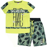 Комплекты и пижамы для мальчиков 2-8 лет со скидкой