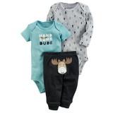 Комплекты и пижамы для мальчиков 0-2 лет со скидкой